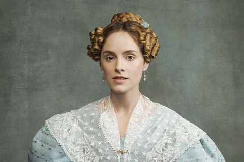 Sophie Rundle as Ann Walker